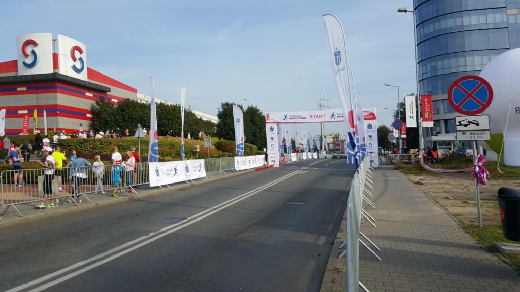 start PKO Silesia Półmaraton
