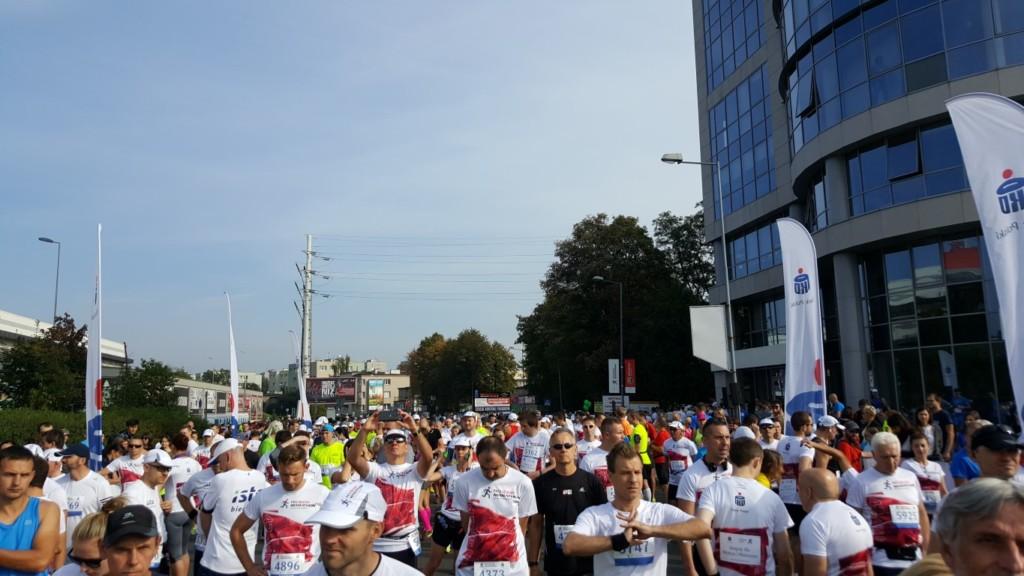 start PKO Silesia półmaraton druga strona