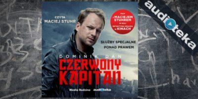 Czerwony Kapitan Dominik Dan Audioteka.pl