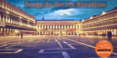 Droga do Venice Marathon