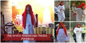 Jak zrobić arabskiego Szejka