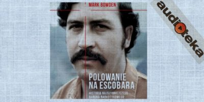okładka audiobooka Polowanie na Escobara