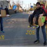 Stan i Joe, czyli tekst o tym, jak stworzyliśmy najlepsze przebranie biegowe