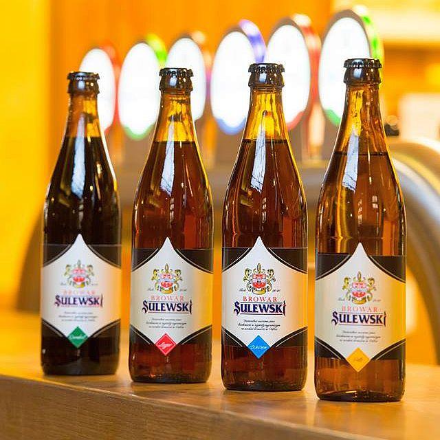 Browar Sulewski piwa