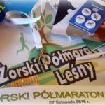 I. Żorski Półmaraton Leśny – relacja