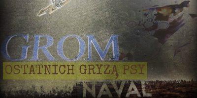GROM okładka książki Naval