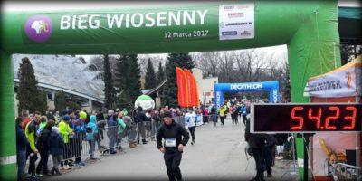 Bieg Wiosenny - relacja 2017