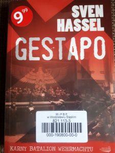 Gestapo Sven Hassel
