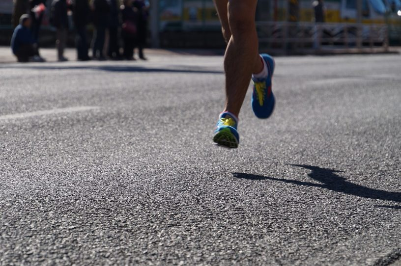 Ile kroków ma maraton