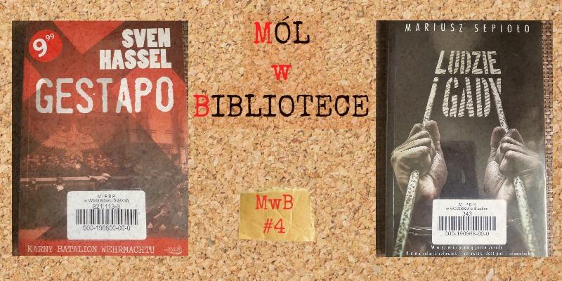 Mól w bibliotece cz. 4