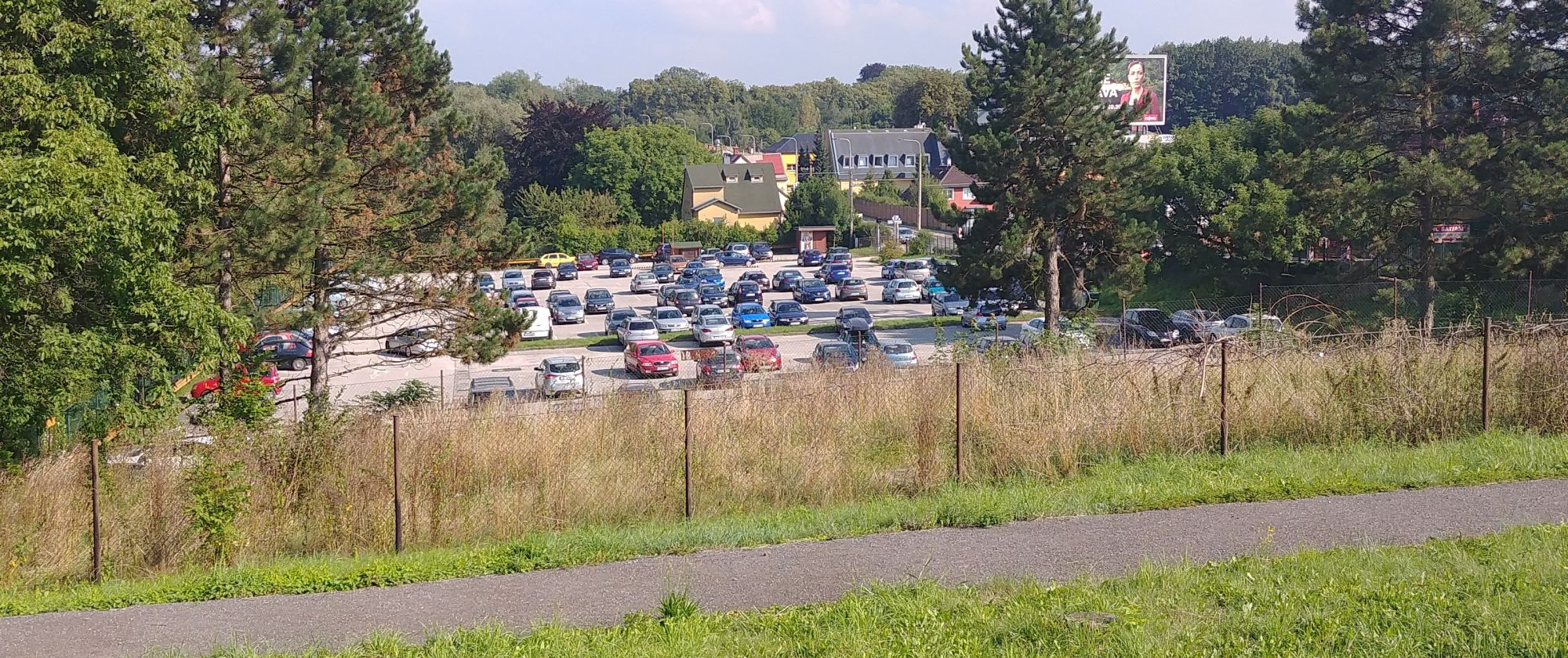 Parking Ostrava zoo