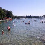 Ostrava Poruba - największe kąpielisko w  Europie Środkowej