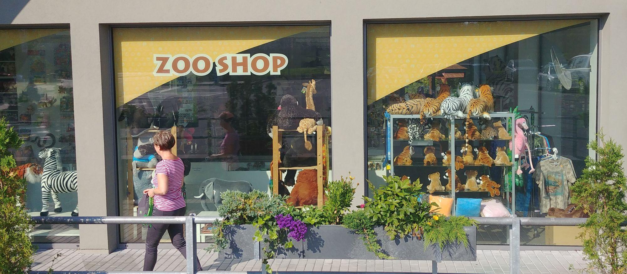 Zoo Shop w Ostravie