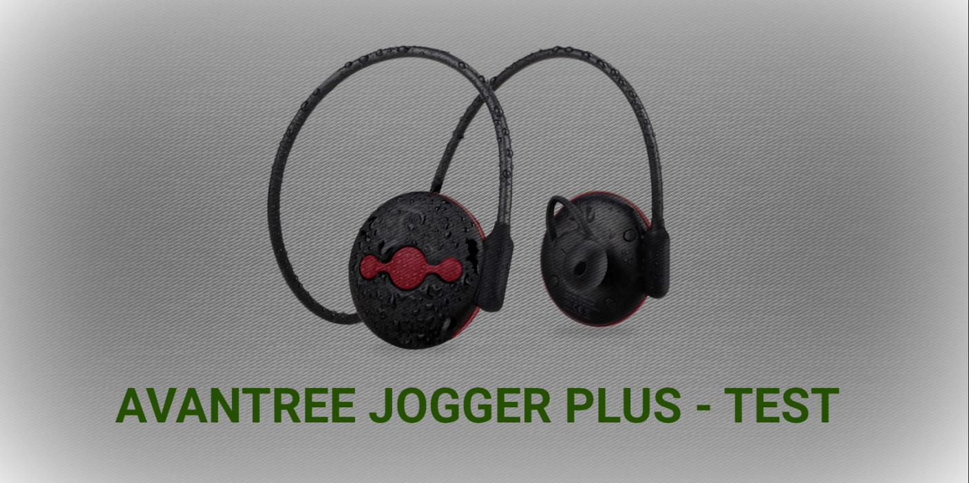 Avantree Jogger Plus test
