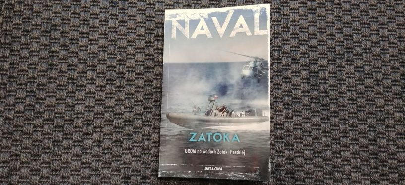 Naval Zatoka - okładka