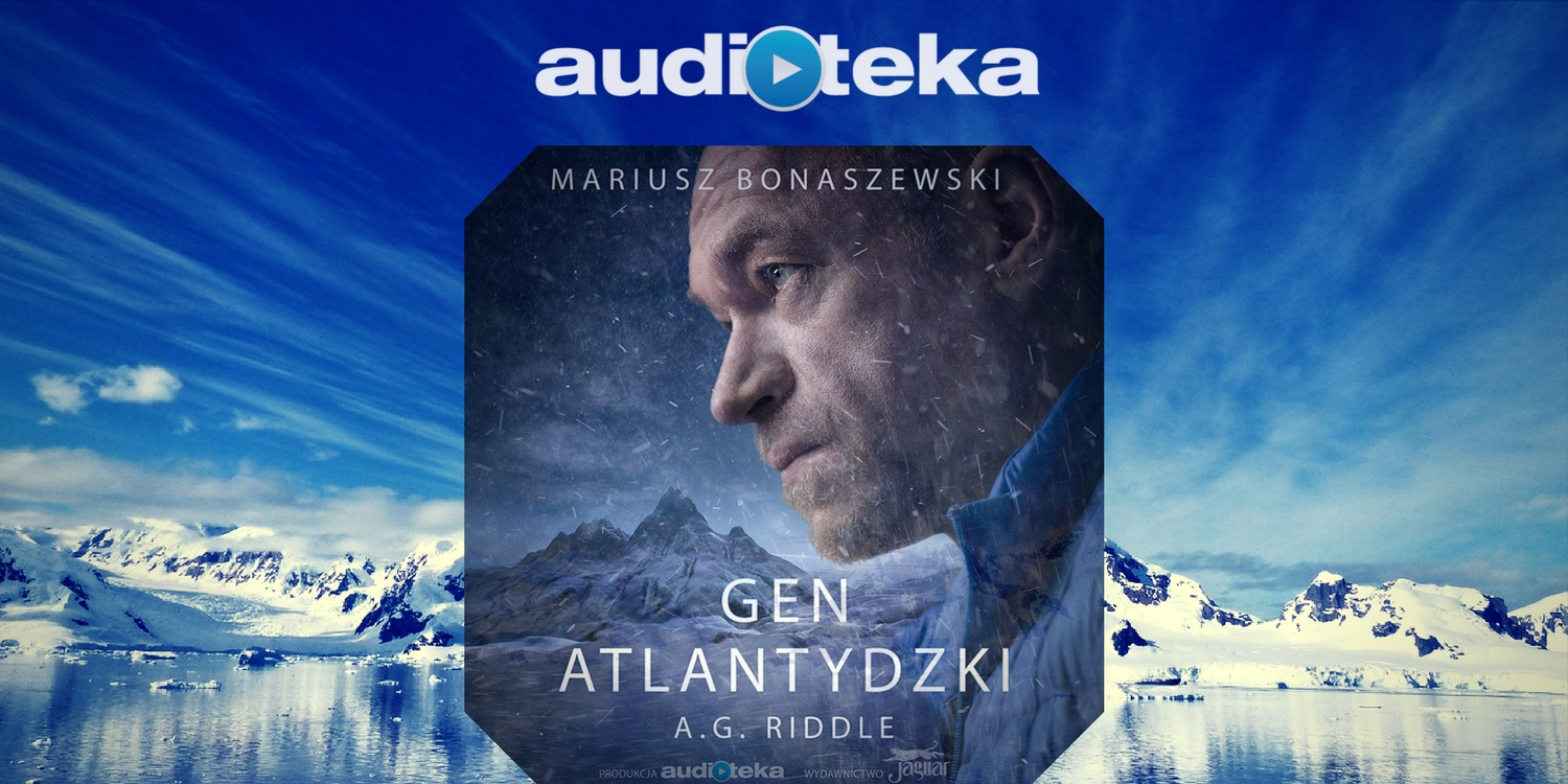 Gen Atlantydzki Riddle audioteka audiobook