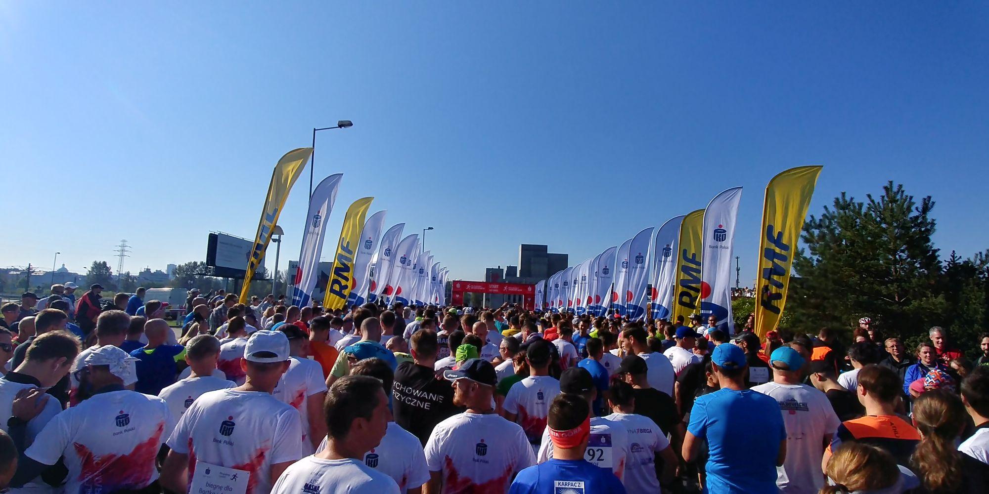 PKO Silesia Półmaraton 2017 start