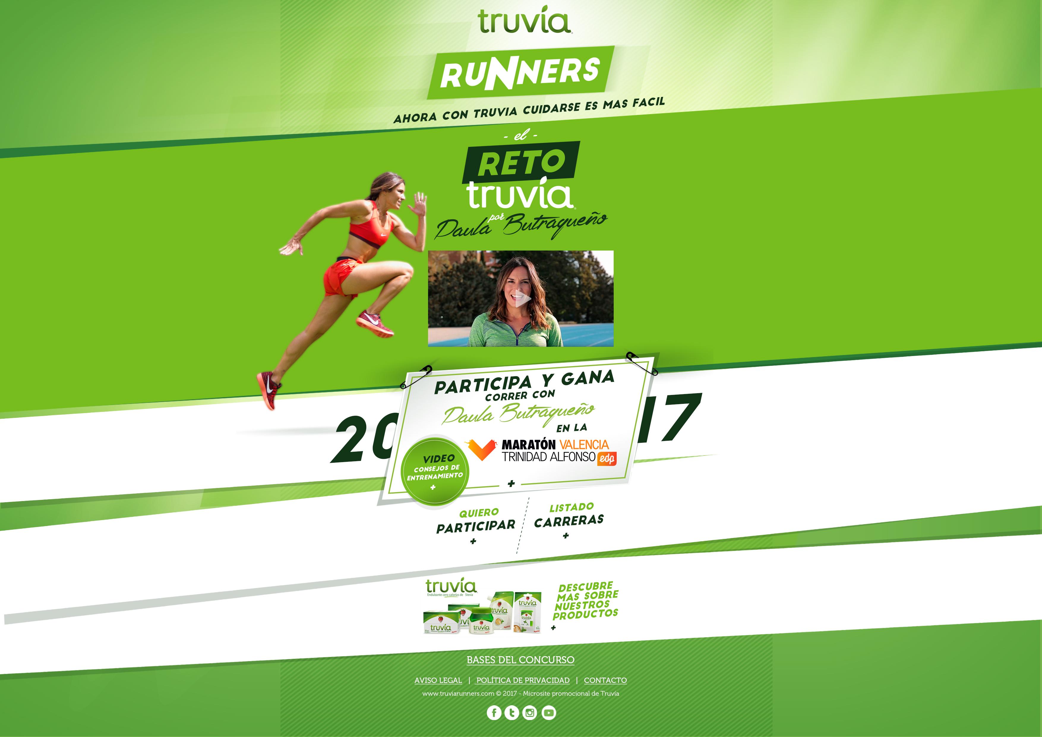 Truvia Runners Challenge