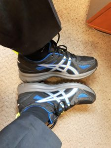 buty biegowe do garnituru