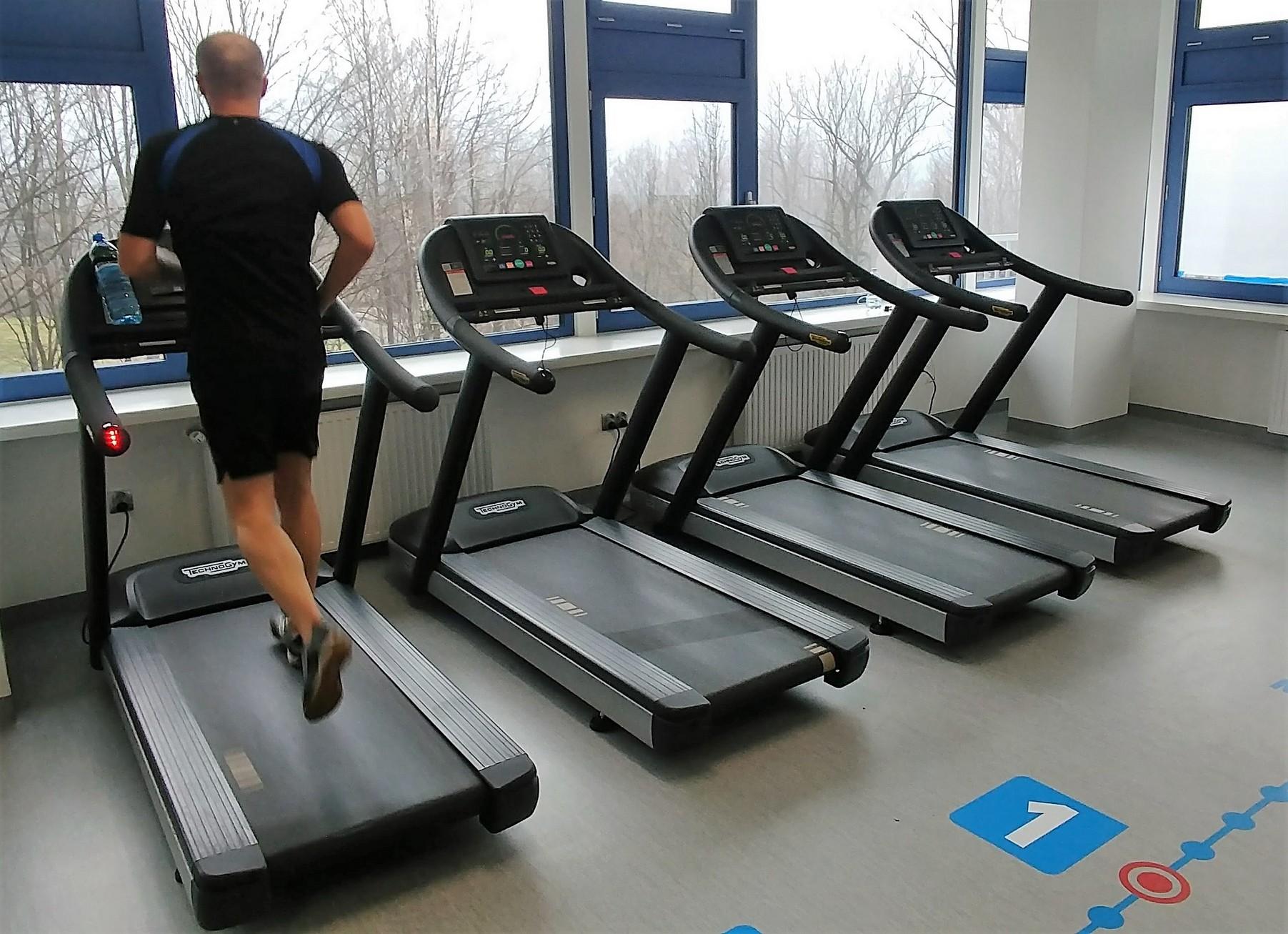 Ustroń Fitness bieżnia