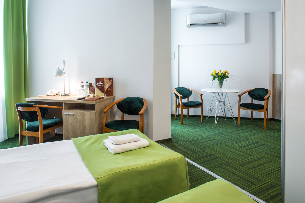 Junior Suite Hotel Wilga