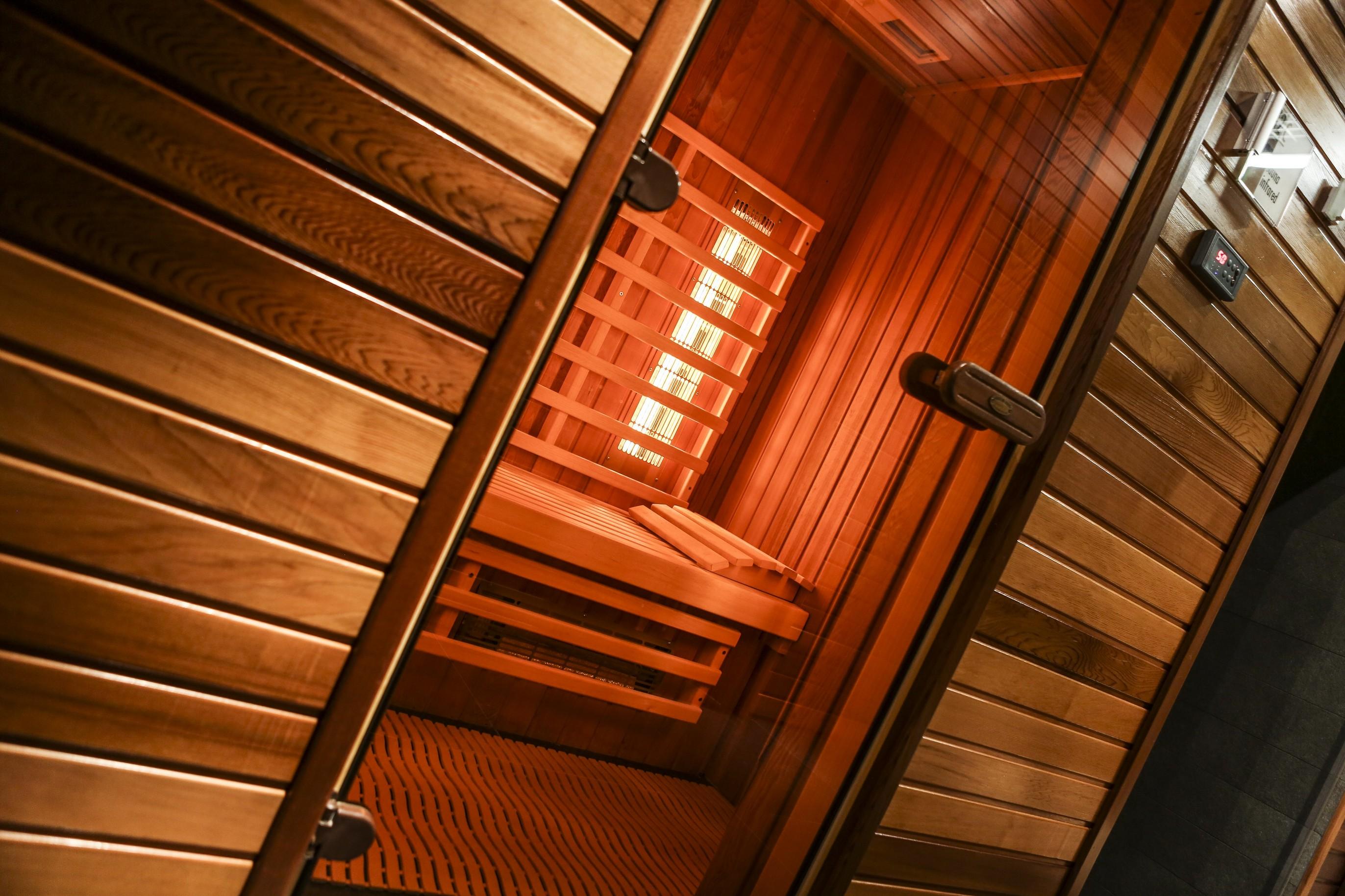 Sauna infrared Uzdrowisko Ustroń