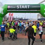 Bieg Wiosenny z metą na Stadionie Śląskim