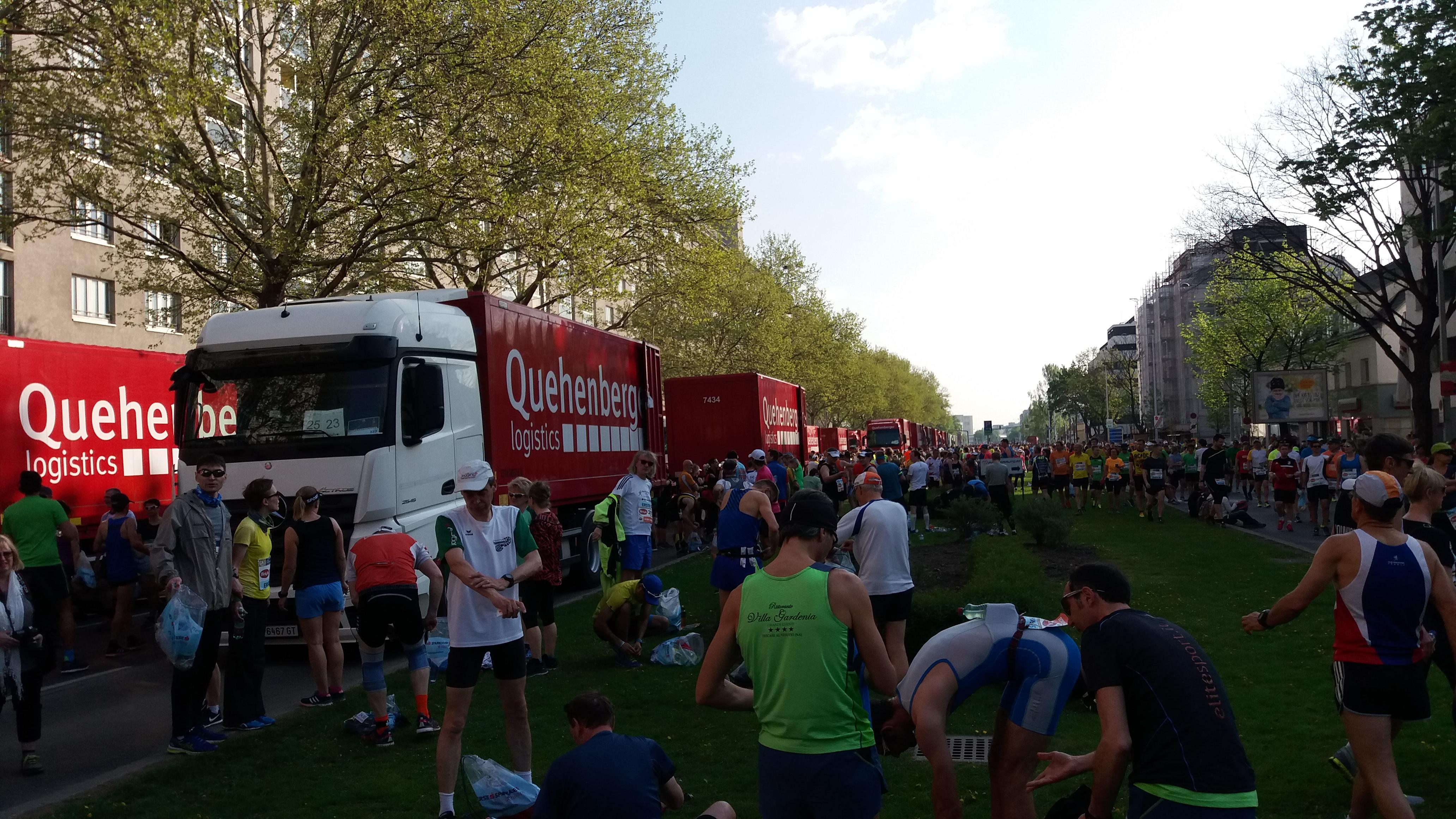 depozyt Vienna Marathon