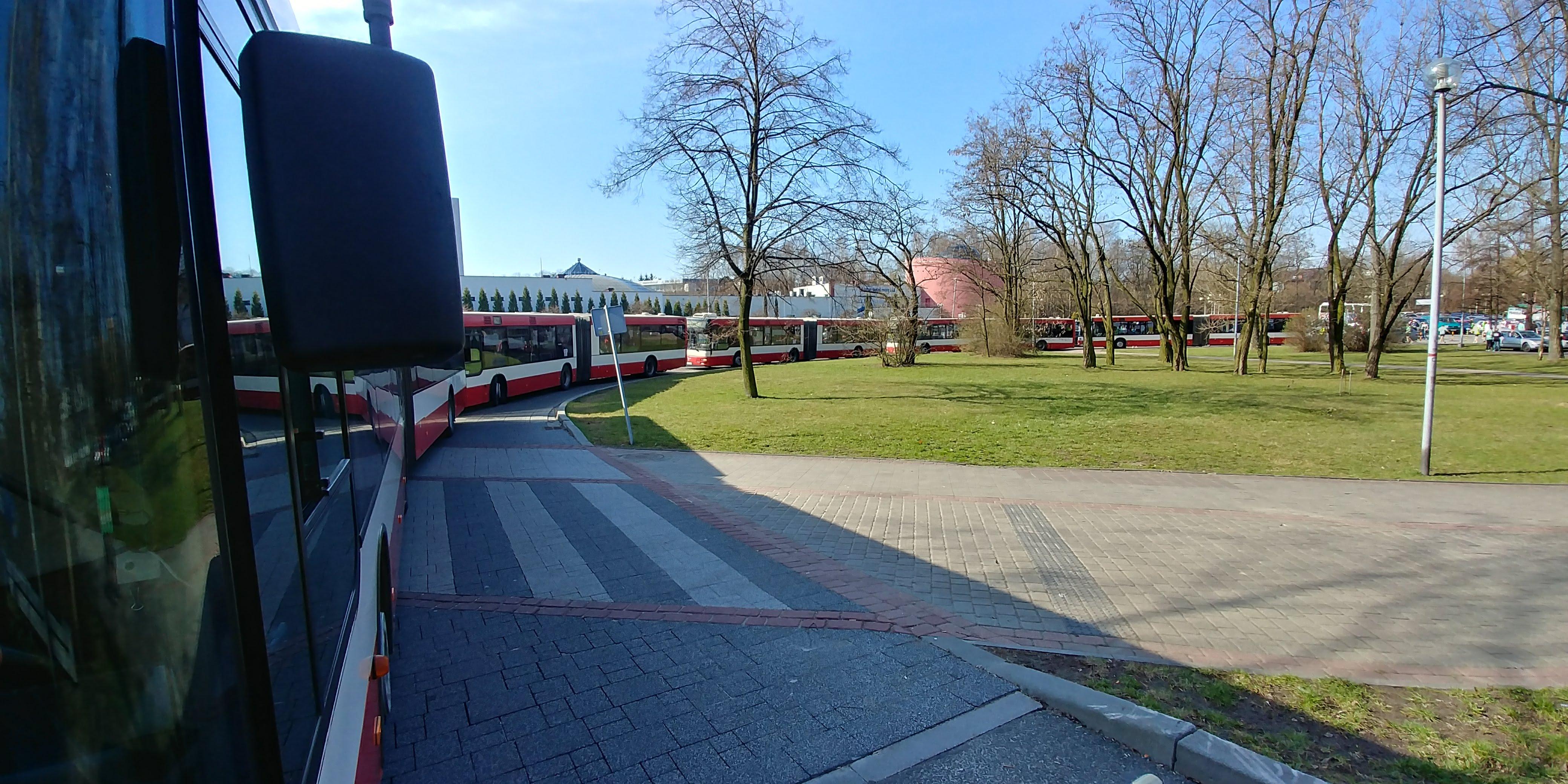 autobusy dla biegaczy półmaraton dąbrowski