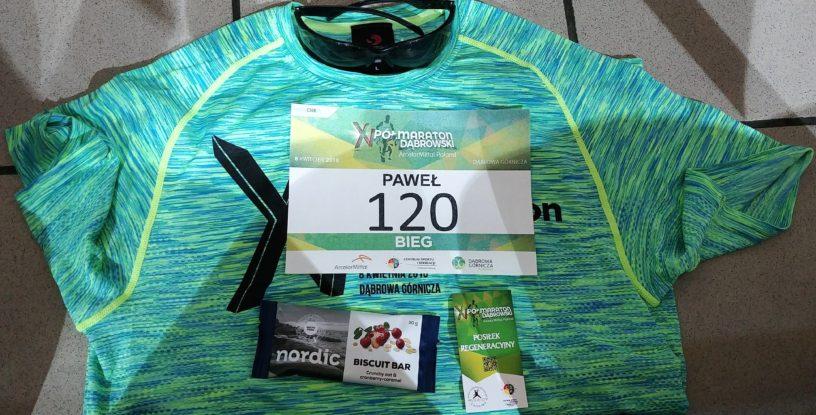 Półmaraton dąbrowski