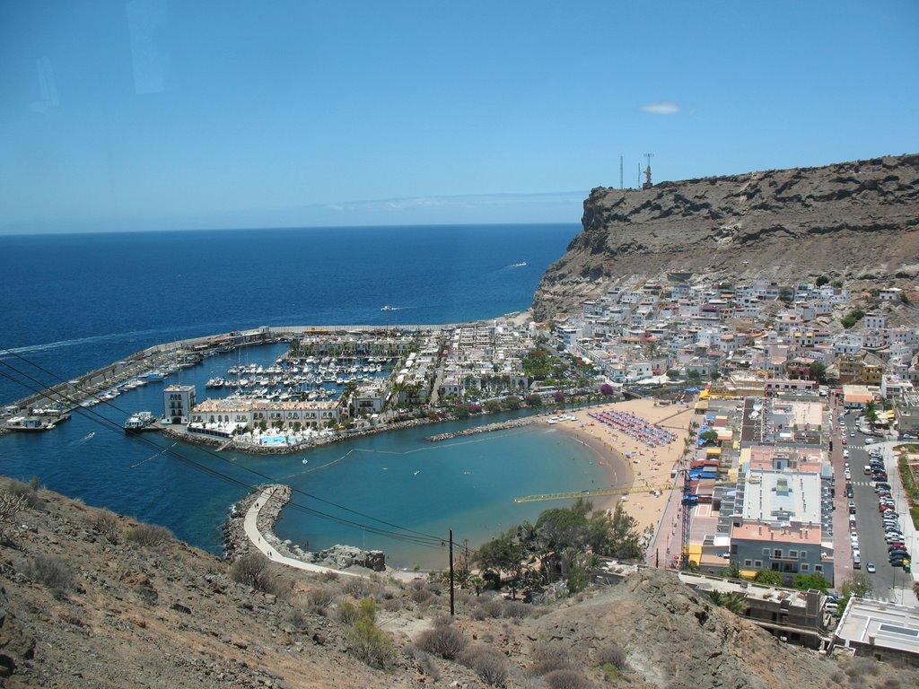 Gran Canaria Puerto de Mogan - Wyspy Kanaryjskie