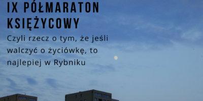 9 Polmaraton Ksiezycowy Relacja