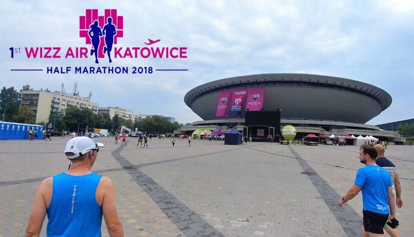 Wizz air Katowice Half Marathon relacja z trasy