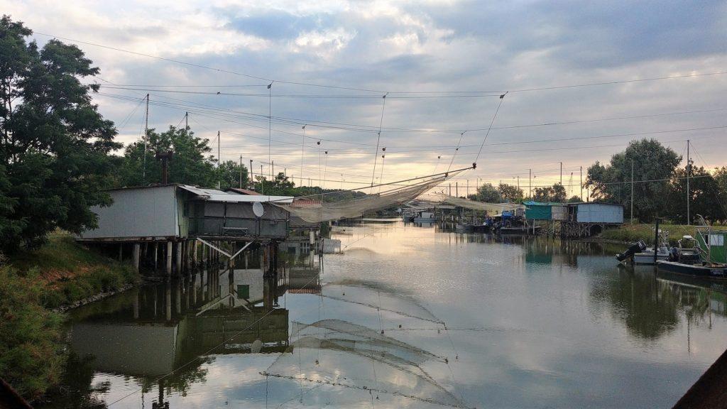 bilancioni da pesca