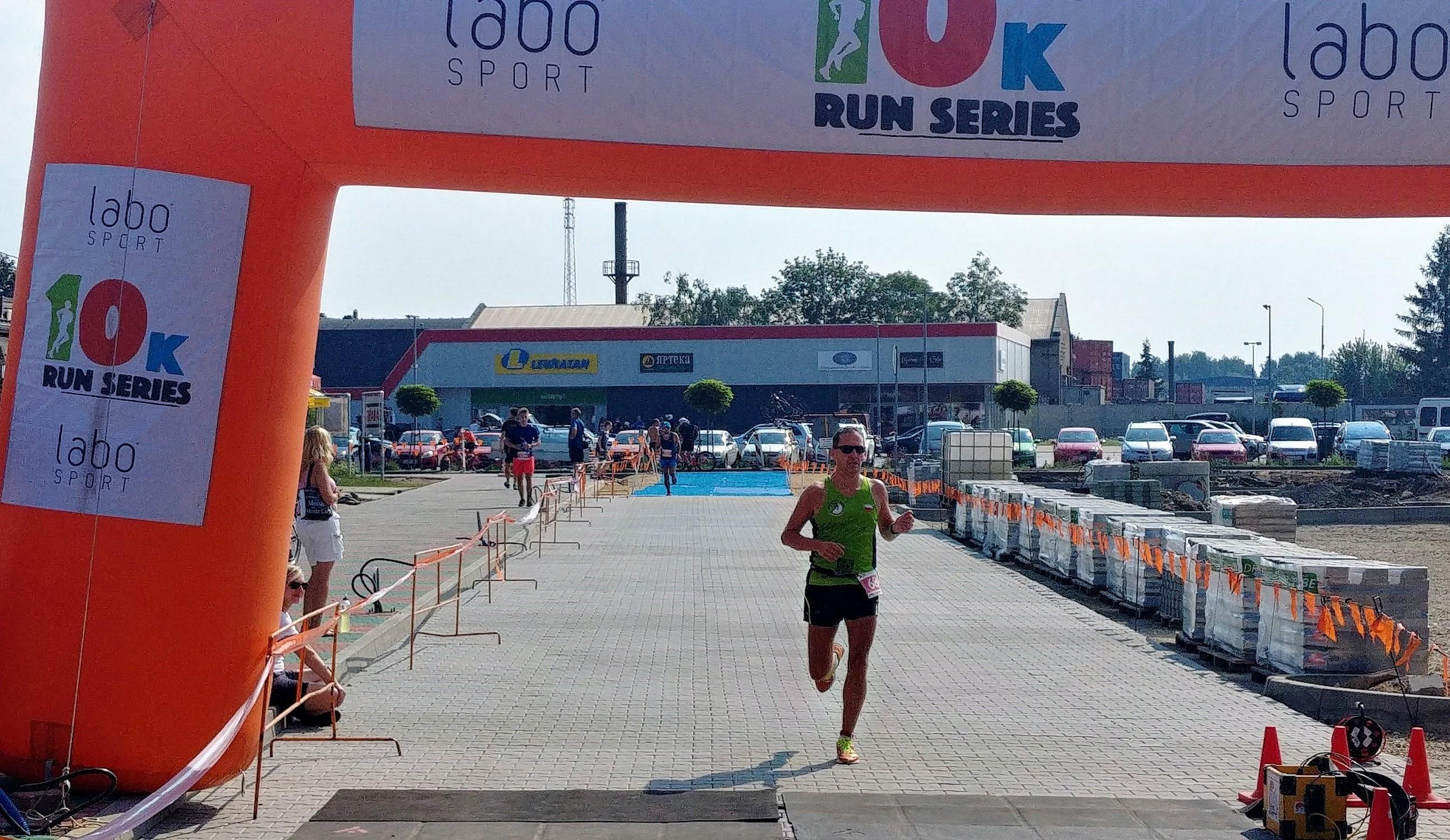 Tomasz Markiewicz Blachownia finisz