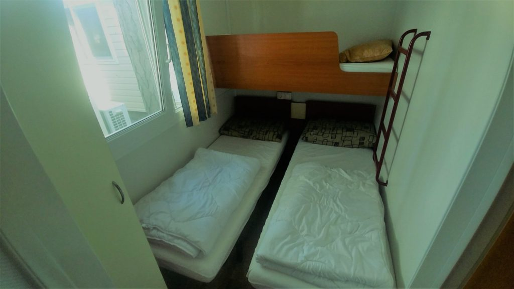 sypialnia dziecko mobile home