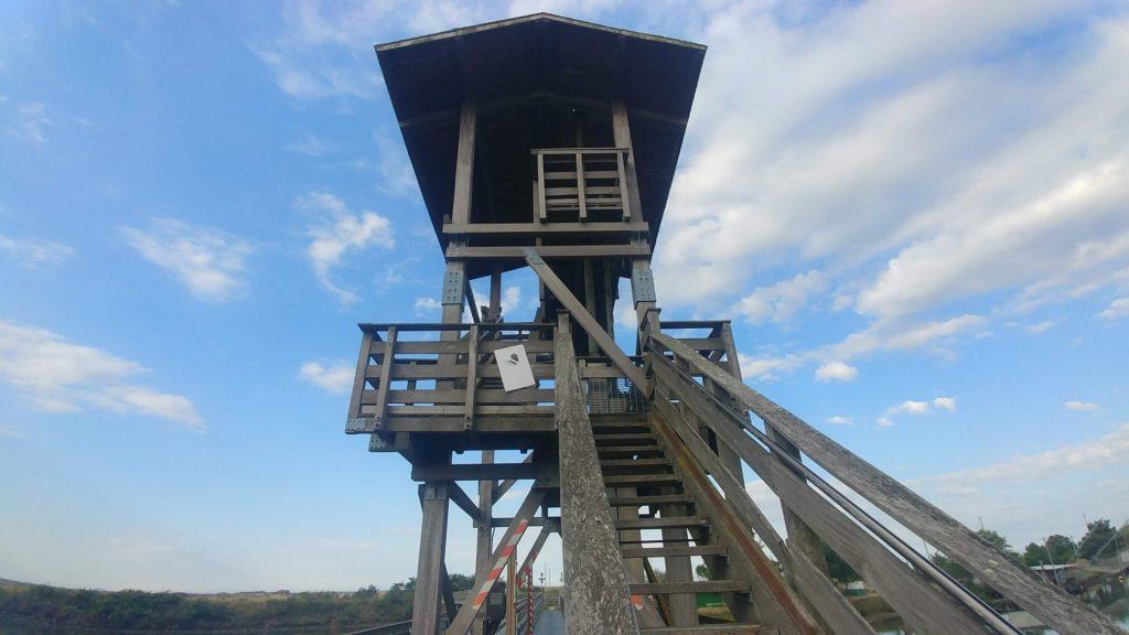 wieża widokowa Lido do Spina