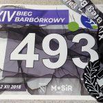 XIV Bieg Barbórkowy w Rybniku — relacja