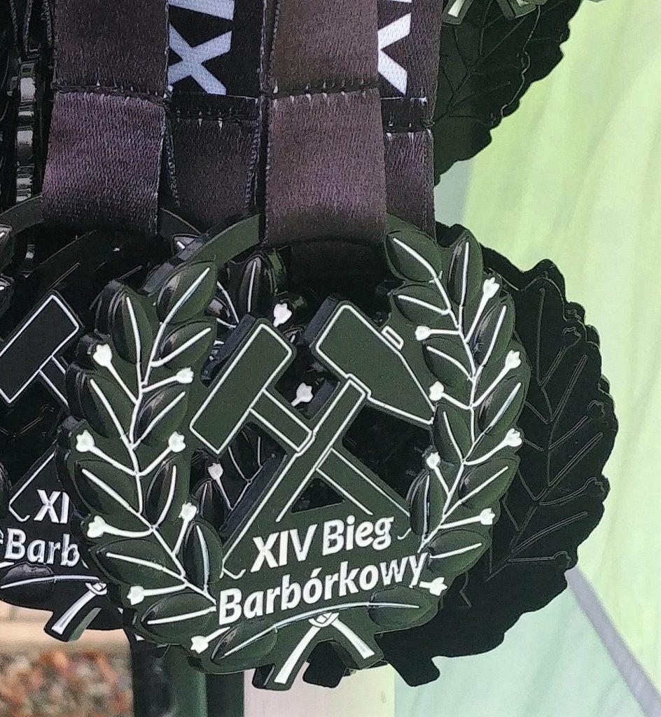 Medal Bieg Barbórkowy