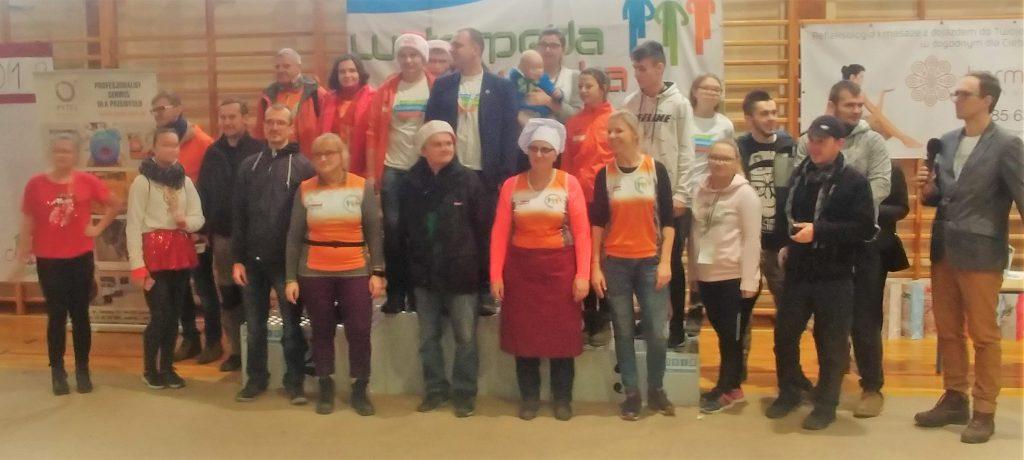 Organizatorzy Moczki i Makówek