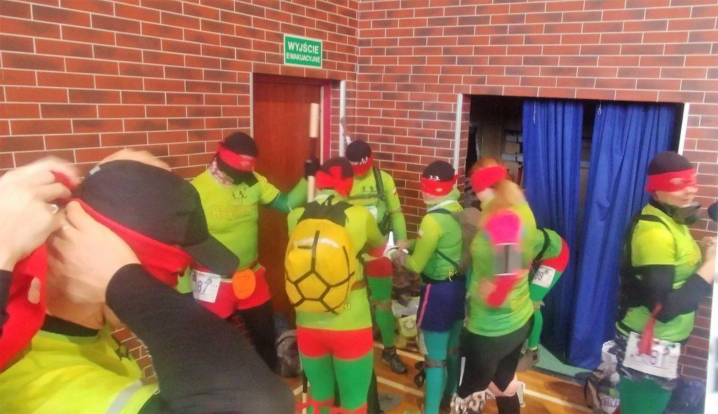 Żółwie Ninja Radlinioki