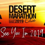 Eilat Desert Marathon 2019 - relacja