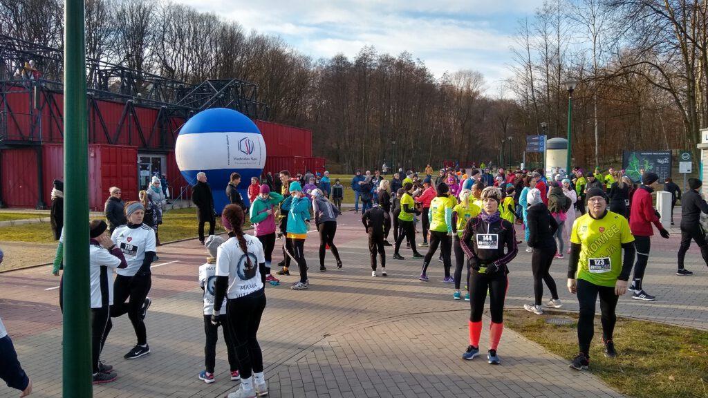 przed startem biegu policz się z cukrzycą